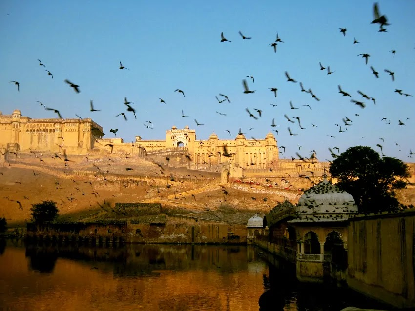 Amer Fort, Rajasthan   Best Places To Visit in India
