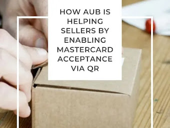 How AUB Is Helping Sellers By Enabling Mastercard Acceptance Via QR