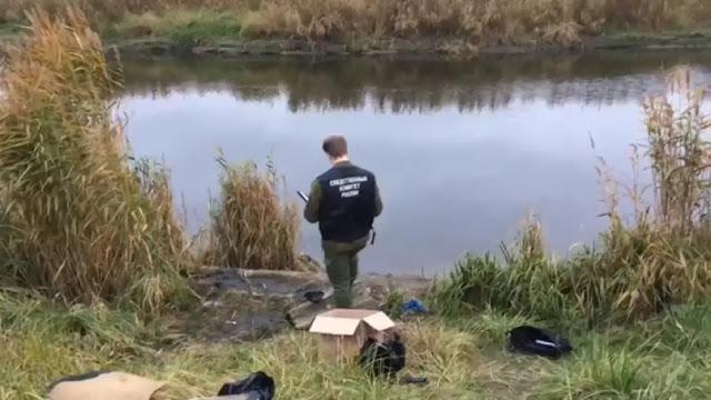 В реке Ижора в Ленинградской области обнаружили останки ребенка в сумке с привязанной гирей