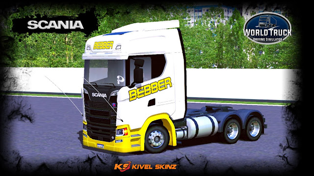 SCANIA S730 - BEBBER TRANSPORTES