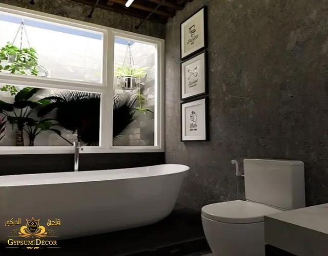 حمامات مودرن بالصور