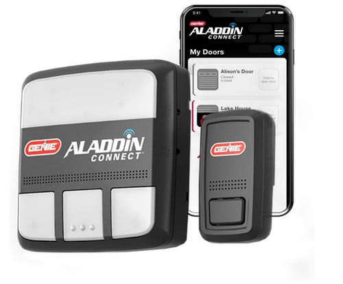 Genie ALKT1-R Aladdin Connect Smart Garage Door Opener