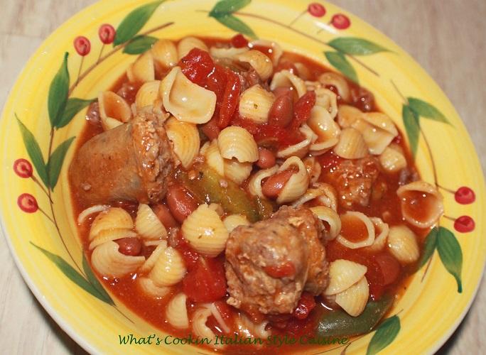 Slow Cooker Italian Sausage Chili Recipe