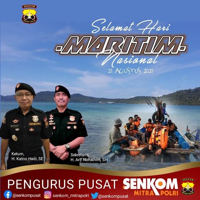 Selamat Hari Maritim Nasional
