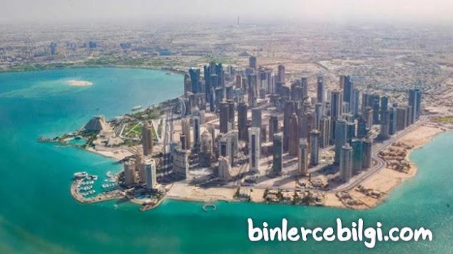 Katar nasıl bir ülke? nerededir? Katar nüfusu kaçtır? Türk mü? Müslüman mı? para birimi nedir? bayrağı hangisi? resmi dili nedir? Katar'ın başkenti neresidir? Katar hakkında kısa bilgi.