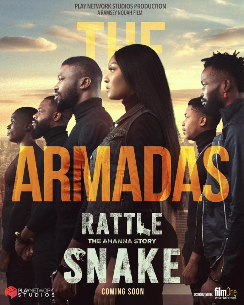 MOVIE: Rattlesnake: The Ahanna Story (2020) #Arewapublisize