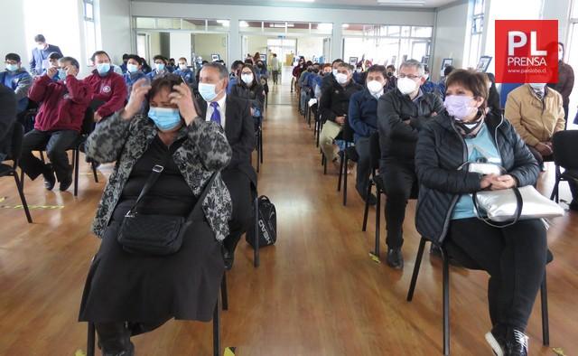 Aniversario Liceo Industrial de Osorno