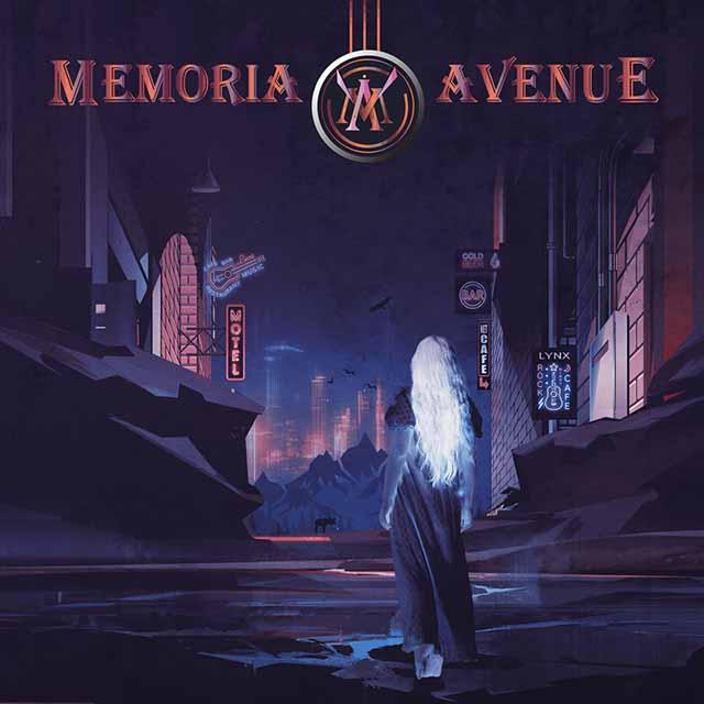 Ο ομώνυμος δίσκος των Memoria Avenue