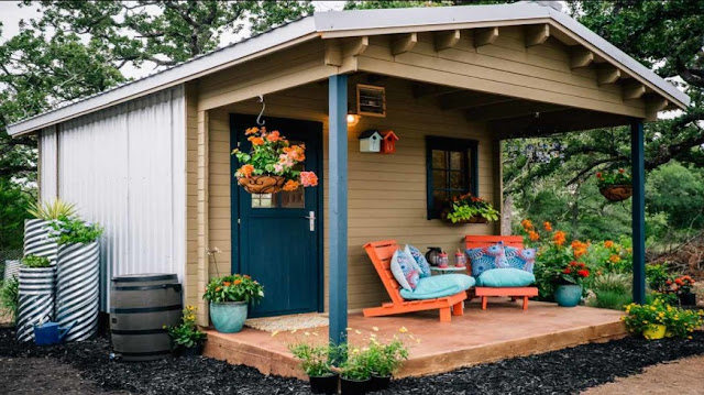 unique low budget simple house design