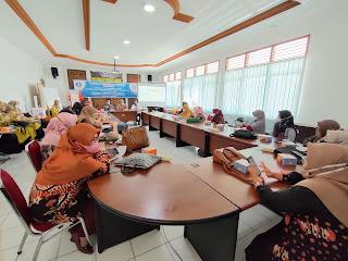 POP Yayasan Ummul Khair Bajubang Gelar Kegiatan Pemaparan Dan Penyamaan Persepsi