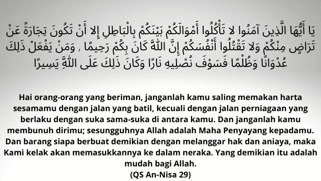 dosa bunuh diri menurut islam