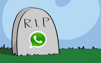 """Adiós"" Whatsapp para estos celulares"