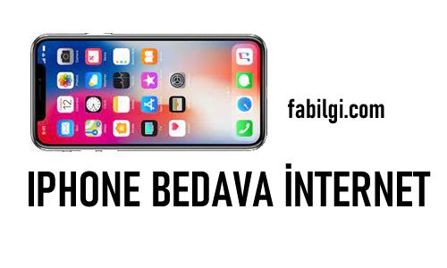 Iphone Sınırsız İnternet Uygulaması Bedava VPN Yöntemiyle