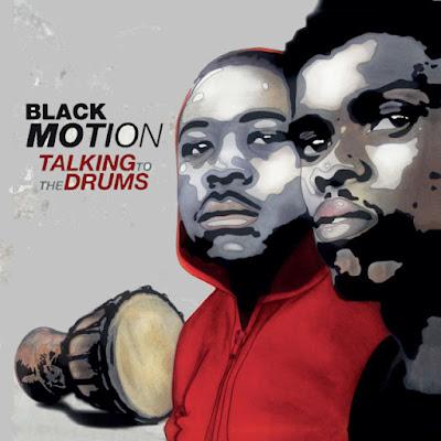 Black Motion - Talking To The Drums (Álbum)