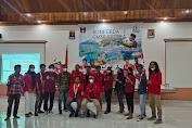 Amang - Ridwan Terpilih secara Aklamasi Jadi Ketua DPD GMNI Sultra Periode 2021-2023