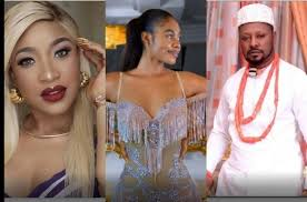 S£x tape of Janemena and Prince Kpokpogri surfaces online (Video)