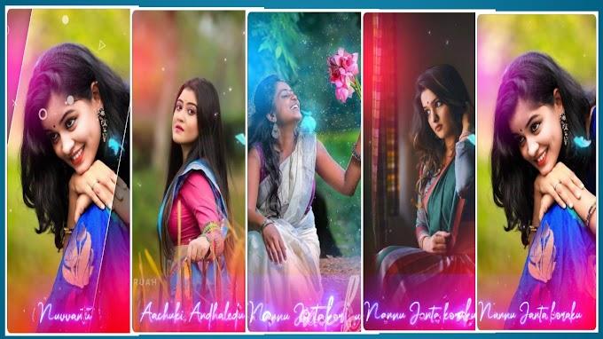 New Style Colourful Whatsapp Status Video Editing in Kinemaster Telugu 2021 || Bobby EditZ