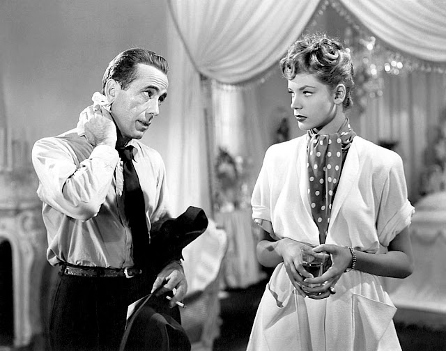 1946. Humphrey Bogart, Lauren Bacall - The big sleep