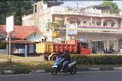 Pasir Illegal Kembali Marak di Kota Bitung