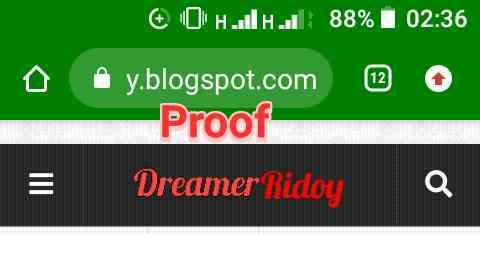 How to change the color of address bar i