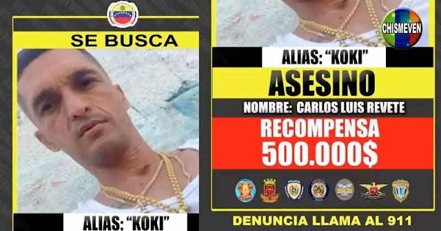Régimen ofrece 500.000$ por El Koki pero no tiene para pagarle a Peseiro