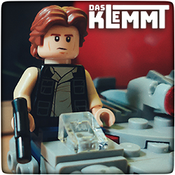 LEGO® 75295 Millenium Falcon Microfighter - www.dasklemmt.de