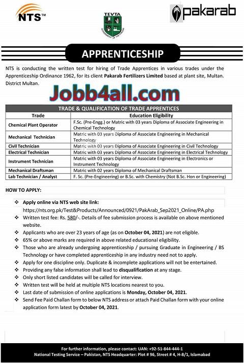 jobs advertisement 2021