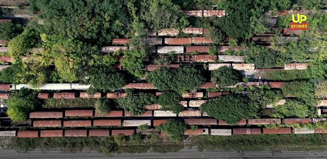 Ένα από τα μεγαλύτερα νεκροταφεία τρένων στον κόσμο βρίσκεται στην Ελλάδα (βίντεο)