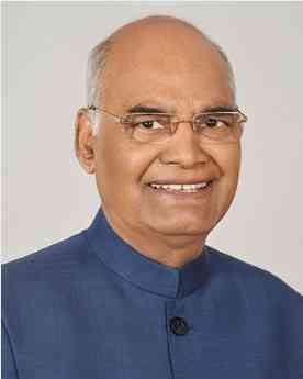 भारत के राष्ट्रपति श्री रामनाथ कोविंद ने दुर्गा पूजा की पूर्व संध्या पर अपने संदेश में कहा है