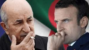 الرئيس الفرنسي ماكرون يهاجم الجزائر