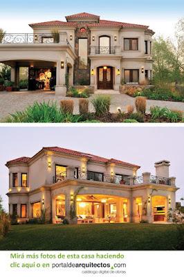 Desain Rumah Besar dan Mewah