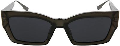 Elegant Dior Cat Eye Sunglasses