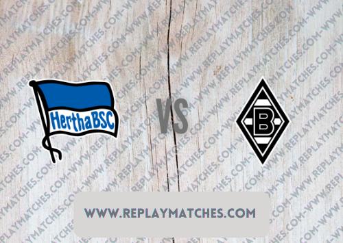 Hertha Berlin vs Borussia M'gladbach Highlights 23 October 2021