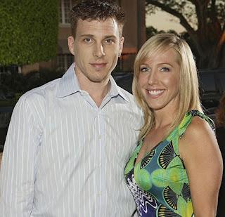 Jason Williams with his spouse Denika Kisty