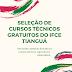 IFCE TIANGUÁ DIVULGA NOVO EDITAL DE CURSOS TÉCNICOS