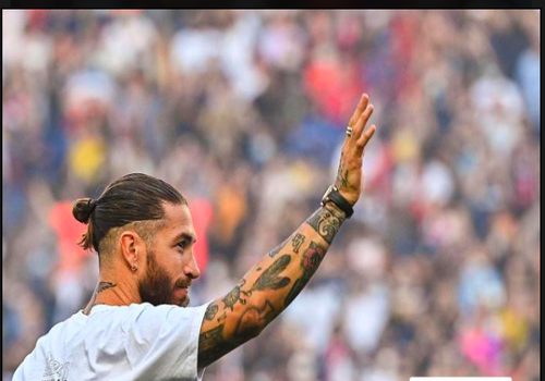 Ramos isn't ready for his Ligue 1 debut, according to PSG.