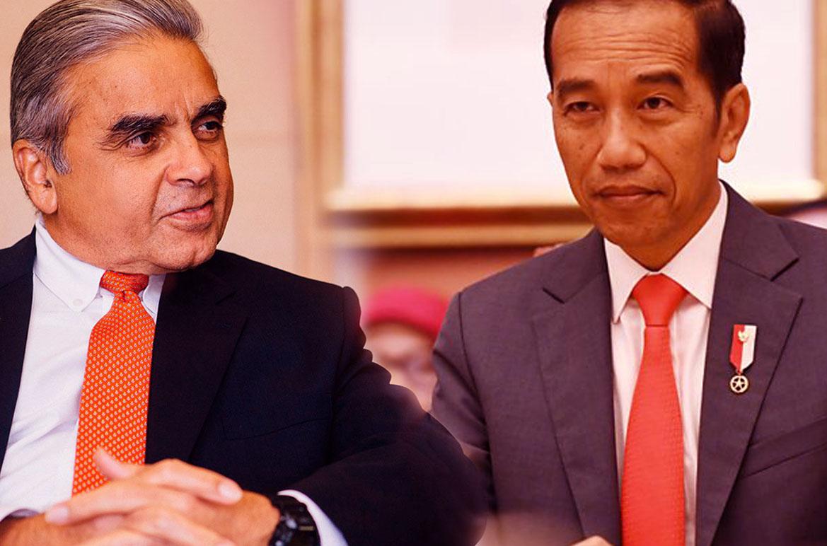Profesor Singapura Pemuji Jokowi Jenius Ternyata Jadi Pengajar di Golkar