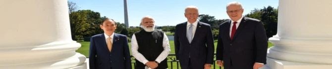 Building India's New Geopolitical Architecture