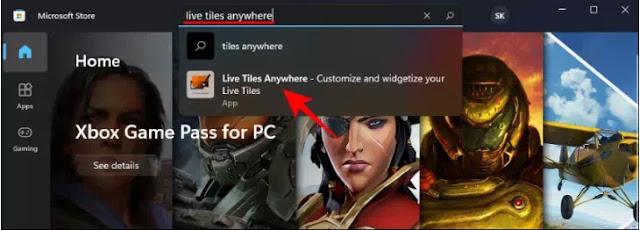 Cara Membuat Live Tile dan Widget di Windows 11-1