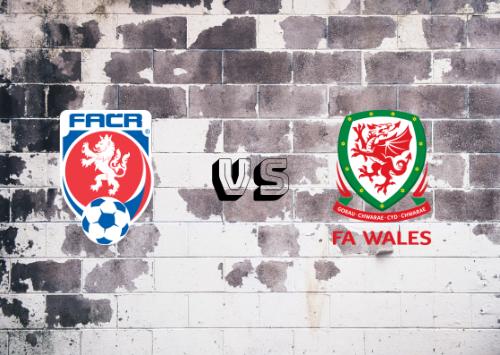 República Checa vs Gales  Resumen