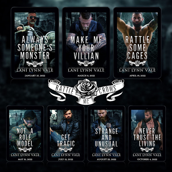 Battle Crows MC Series Reveal