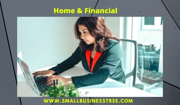 Home & Financial Business in USA