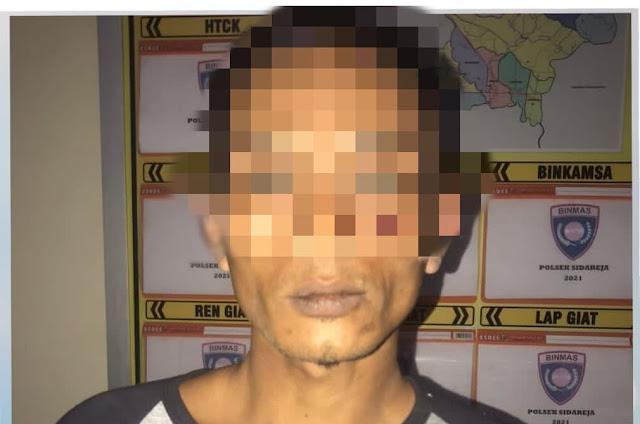 Seorang Pemuda di Banyumas Diciduk Polisi Begini Kronologinya