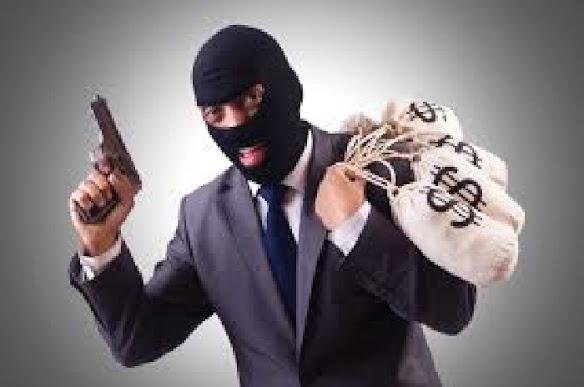 Bank robber, stealing money,Momusicdate