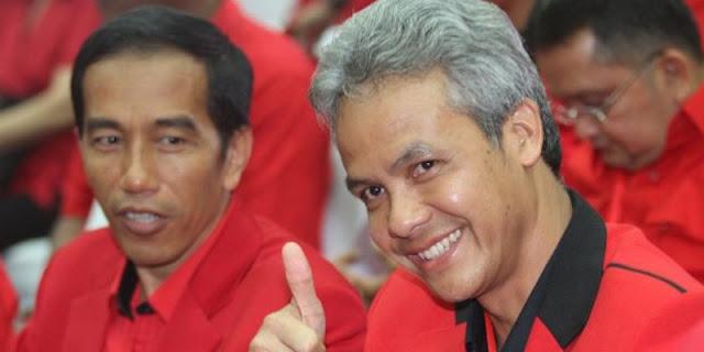Simpati Publik Akan Bertambah Jika Ganjar Pranowo Berani Keluar dari PDIP
