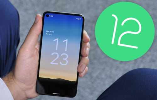 Android 12 will be launched in the coming weeks