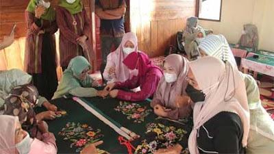 BKOW Sumbar Silaturahmi dan Pembinaan di Kabupaten Solok
