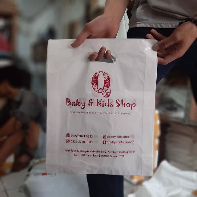 Layanan Jasa Cetak Sablon Plastik Kresek Surabaya, Jawa Timur