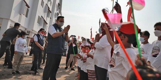PDIP Puji Anies Bangun Kampung Susun Korban Gusuran Ahok
