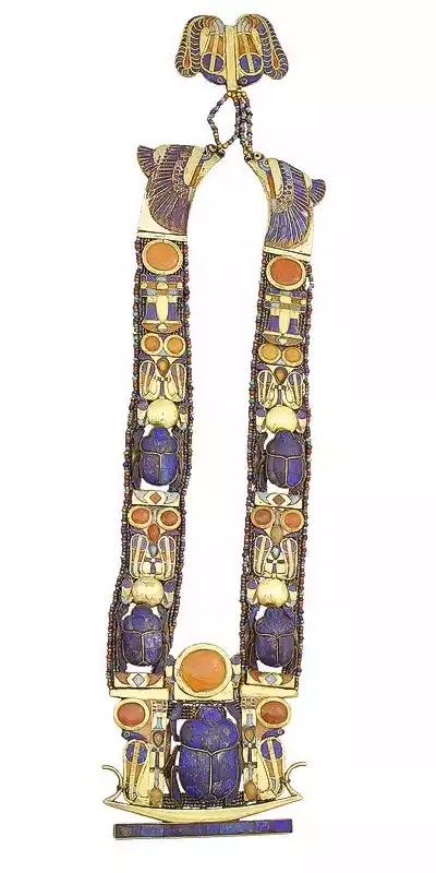 Pectoral of Tutankhamun of the Rising Sun